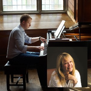 Amanda Roocroft, soprano with Joseph Middleton, piano
