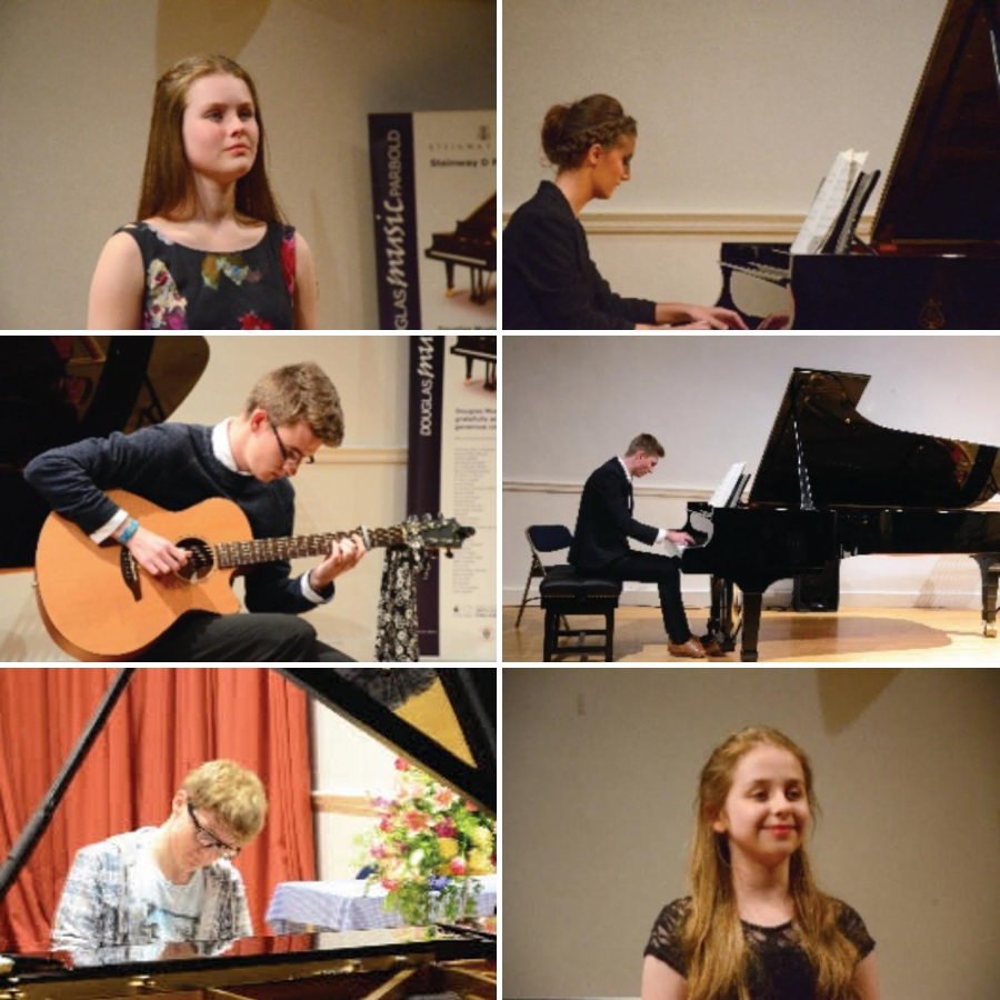 Young Musicians' Showcase Concert