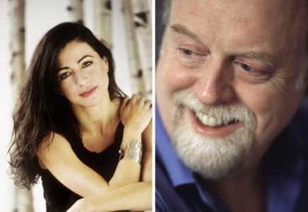 Natalie Clein, cello & Peter Donohoe, piano