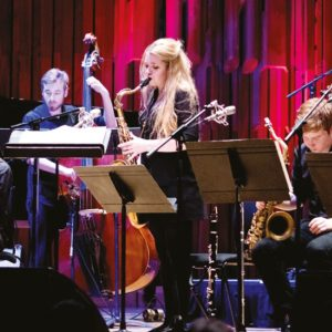 Ambassadors Sextet from the National Youth Jazz Orchestra